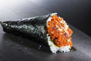 Temaki spicy al tonno